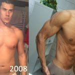 Antes y después 2008-2016